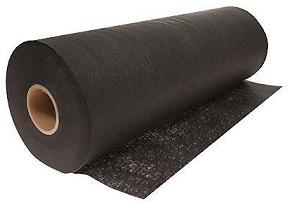 Arpillera de Color Negro