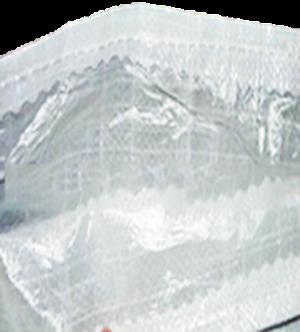 Saco de Rafia con Funda Interior Cosida