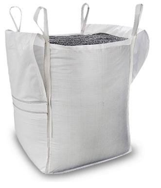 Big Bag con tapa y fondo plano 2