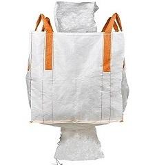 Big Bag con valvula de carga y valvula de descarga - small